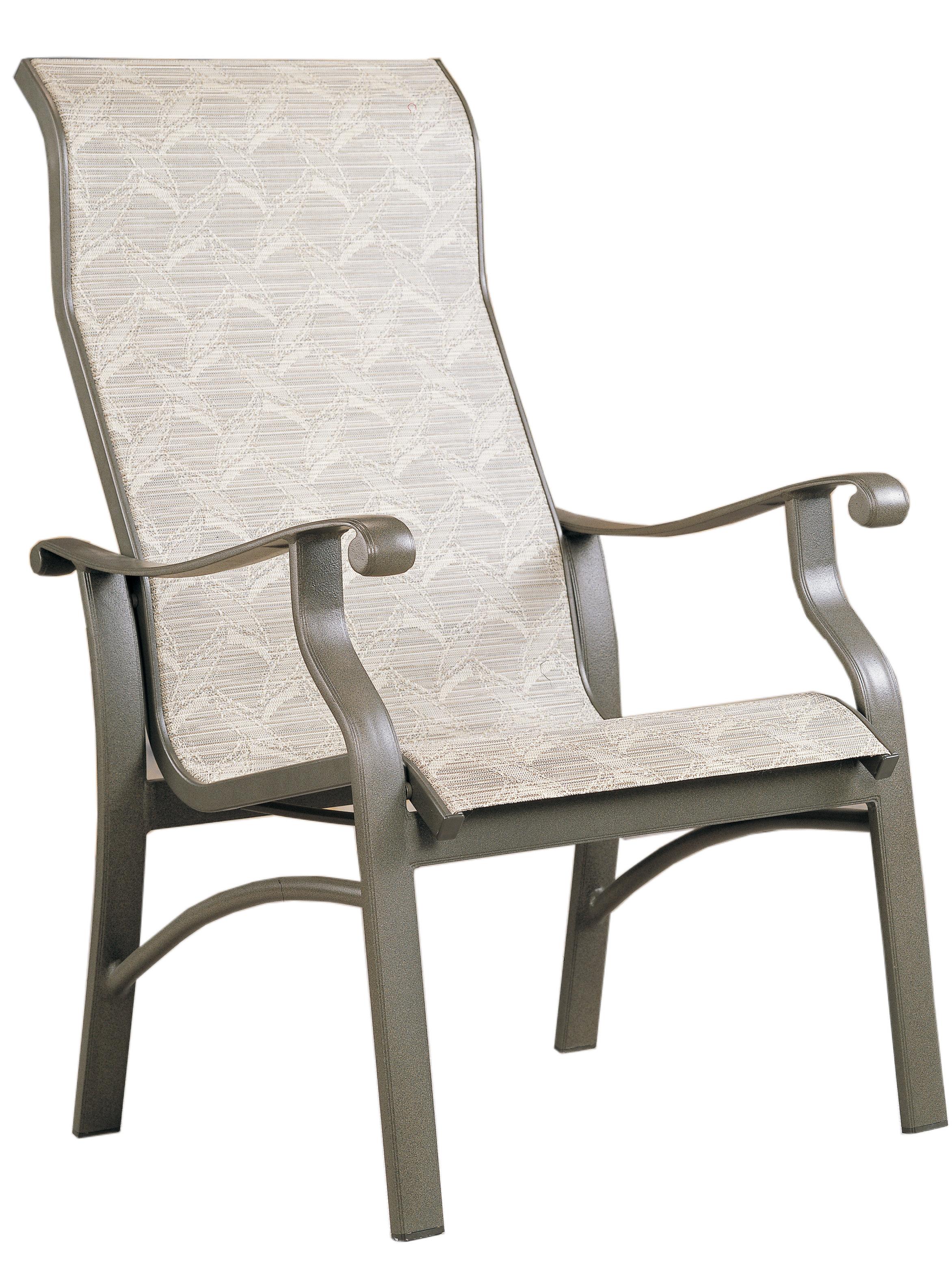 """970521H Mandalay HB Dining Chair   25.2"""" x 29.5"""" x 42"""""""