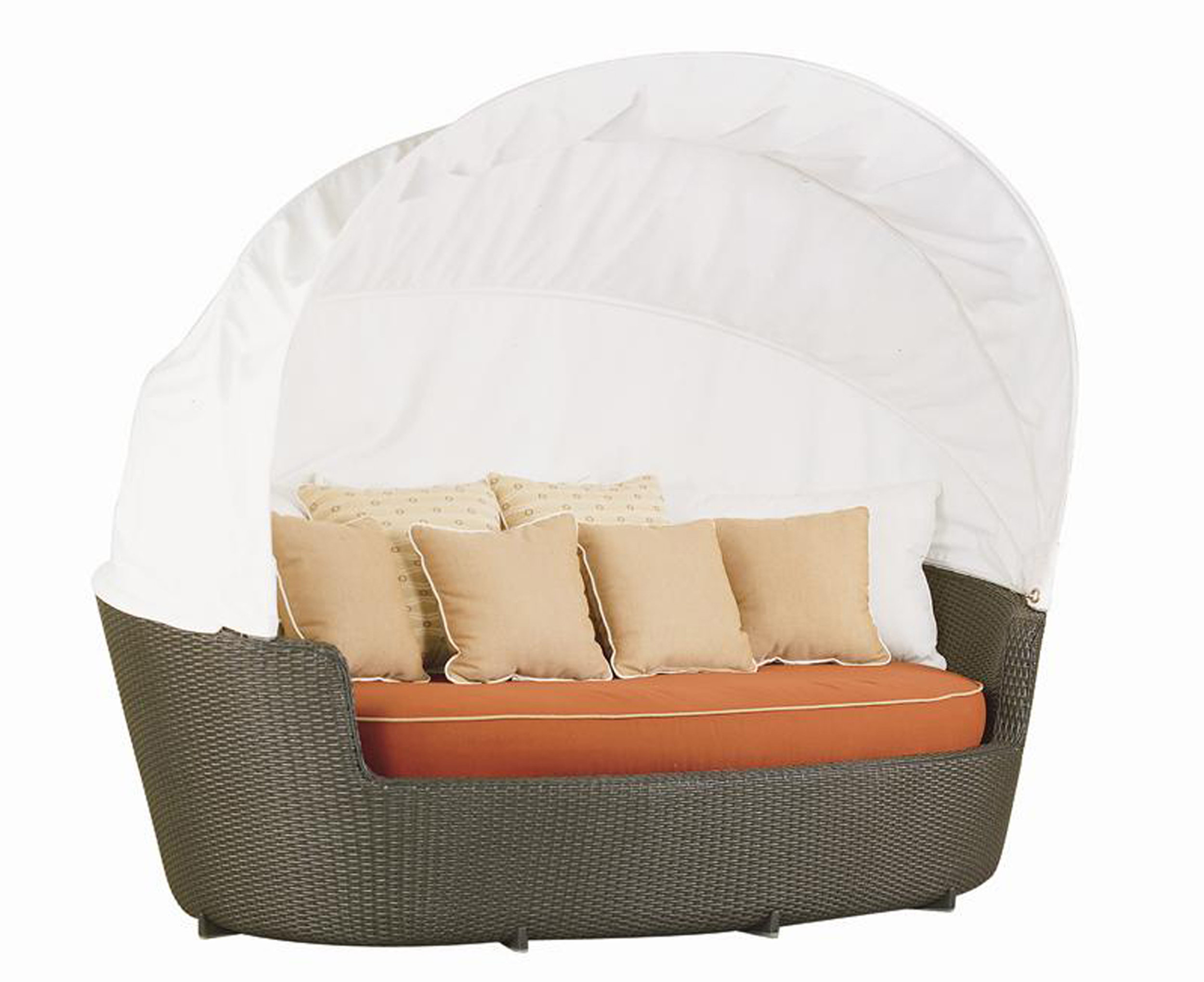 "970168 Monterey Siesta With Optional Tractable Canopy ( 970167 - Canopy Only )   91"" x 54.5"" x 31"""