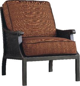 "970831 Venice Lounge Chair   28.7"" x 34.8"" x 35.5"""