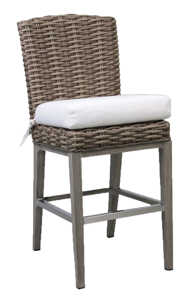 "957112 Sorrento Bar Stool   19.3"" x 23"" x 44"""