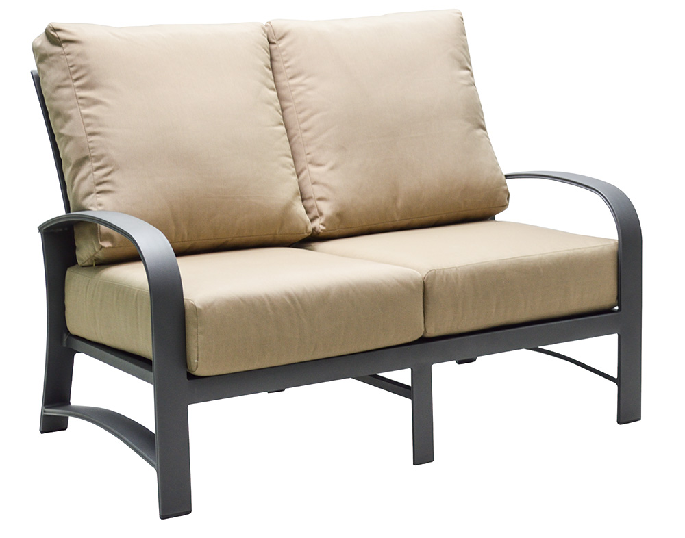 "971061 Martinique Loveseat   56.3"" x 37.6"" x 37"""