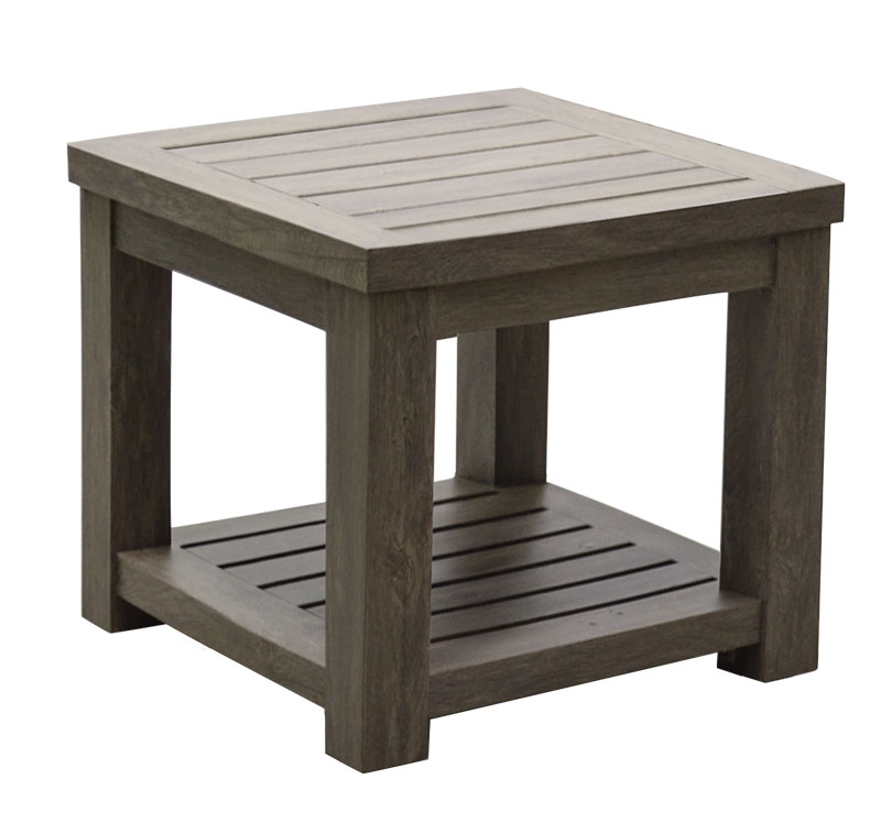"975322 Seattle End table   24"" x 24"" x 21.7"""