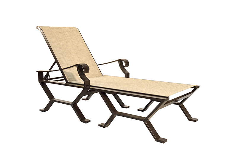 """974751 Sonoma Sling Chaise   30.3"""" x 80.7"""" x 23.8"""""""