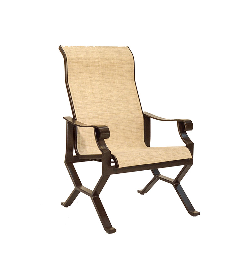"""974721 Sonoma Sling Dining Chair   26.6"""" x 31.7"""" x 37.5"""""""