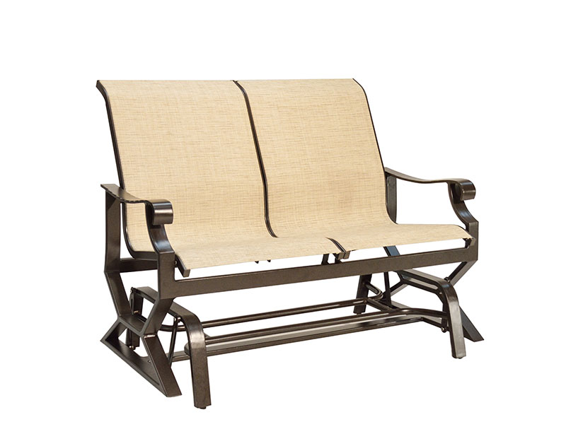 """974765 Sonoma Sling Double Glider   48.9"""" x 29.7"""" x 38.8"""""""
