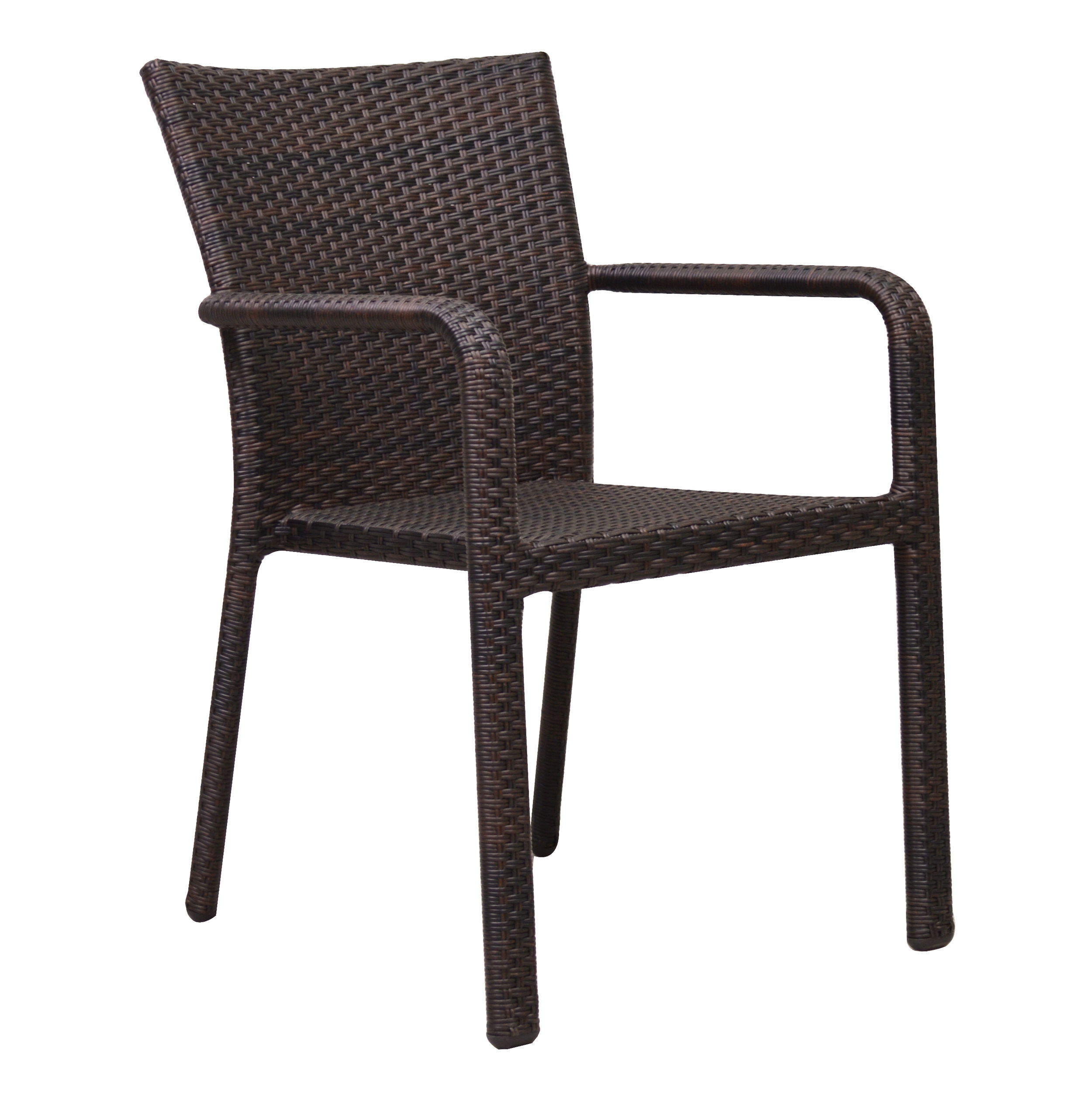 "881721 Napa Bistro Chair   22.5"" x 26"" x 36"""