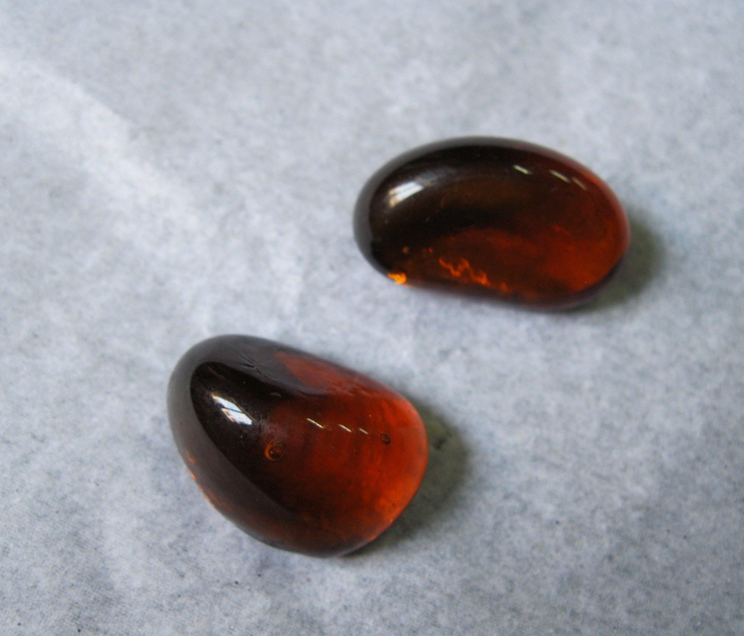 FD-032A Amber Fire Gems