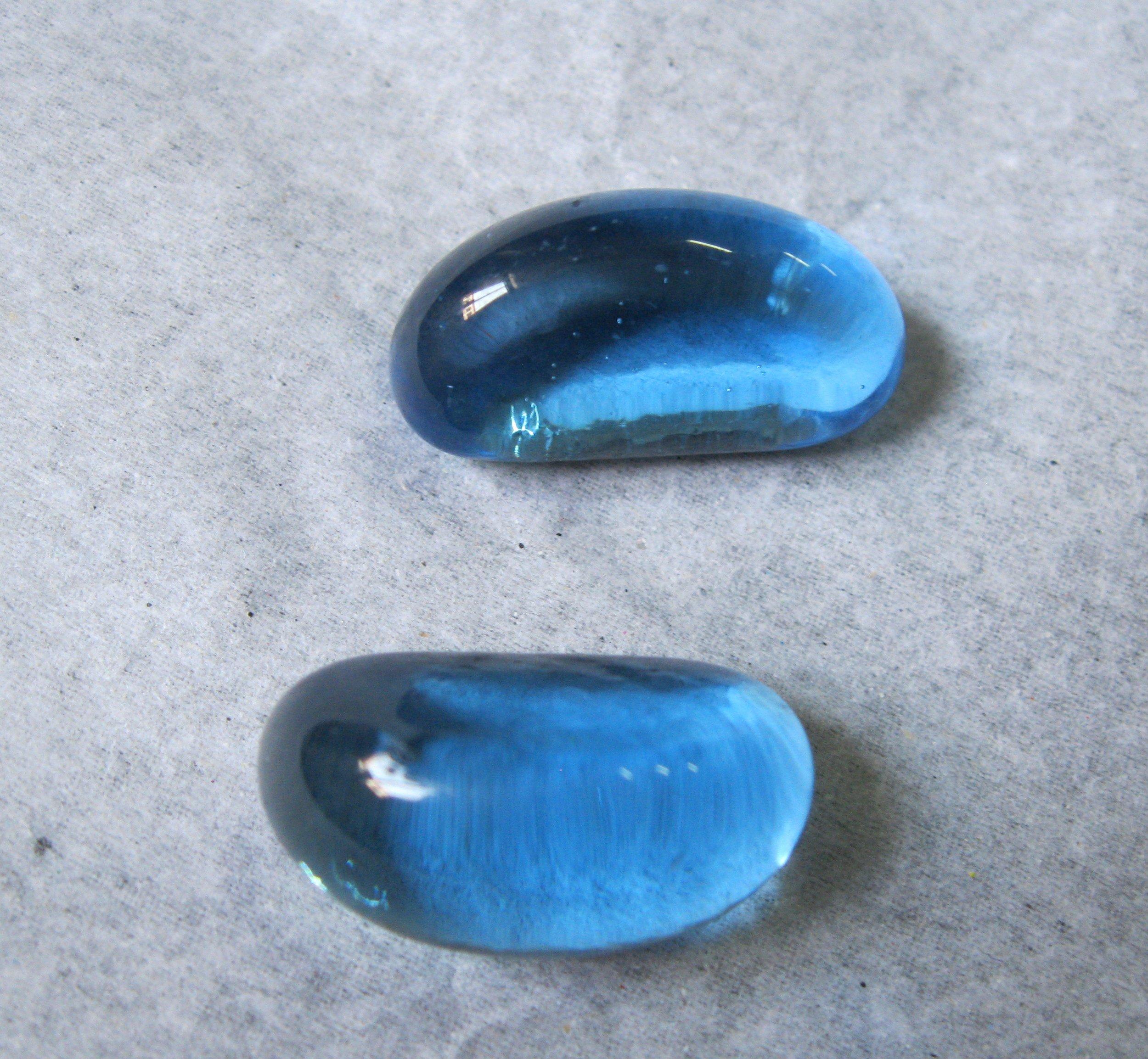 FD-032S Sapphire Fire Gems