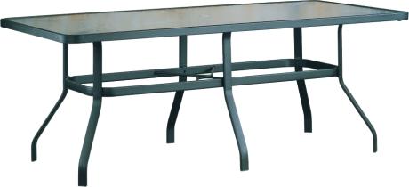 """B-6084R 60"""" x 84"""" Rect Dining Table   54.7"""" x 40.5"""" x 38.9"""""""