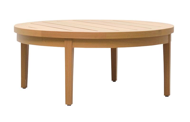 "MBB-42R 42"" Round Coffee Table   42"" dia x 19"""