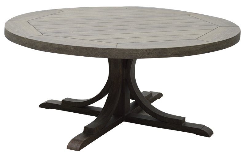 "NHPB-42R 42"" Round Coffee Table BASE          42"" dia x 17"""