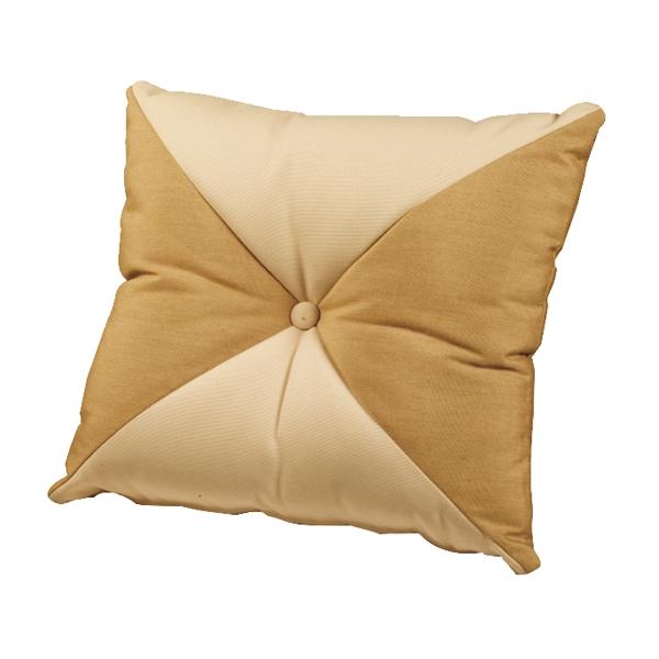 "9109  16"" Mitered Pillow"