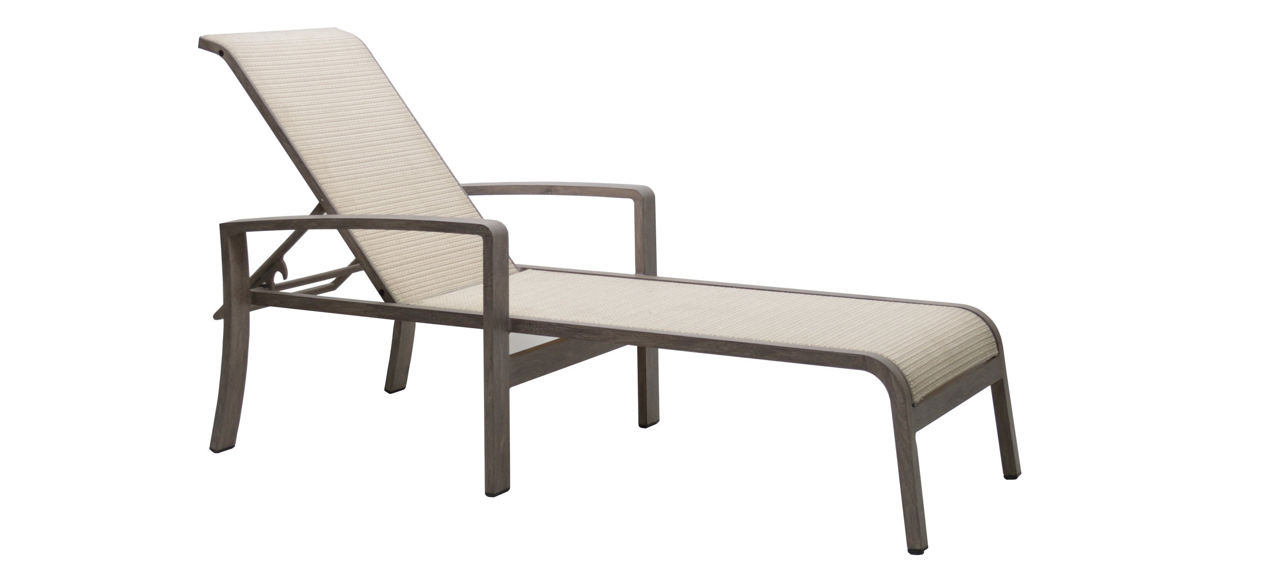 "S975351 Seattle Sling Chaise    29.5"" x 82.5"" x 23.4"""