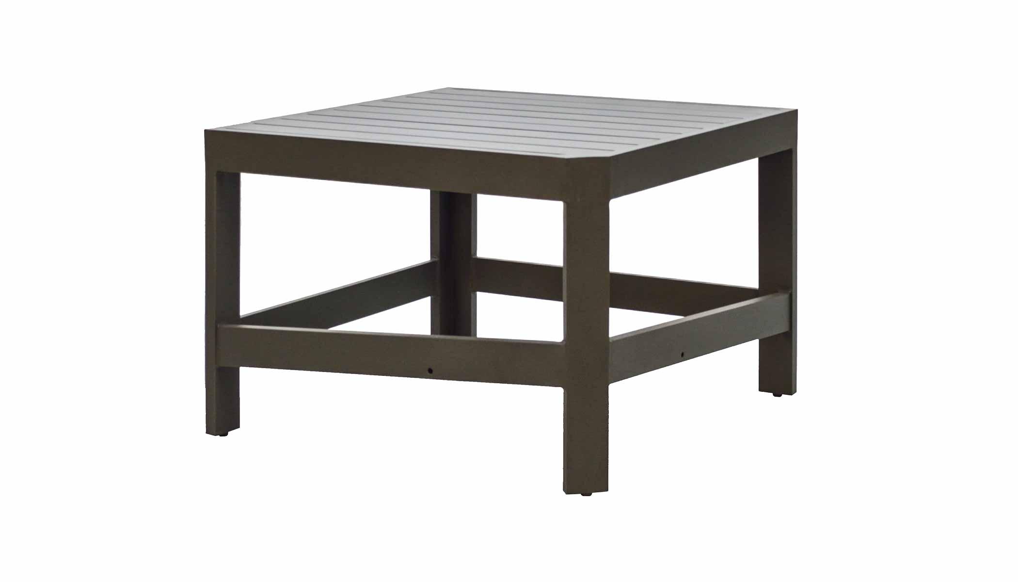 "976525 Covina Seactional Corner Table   33.2"" x 33.2"" x 23.4"""