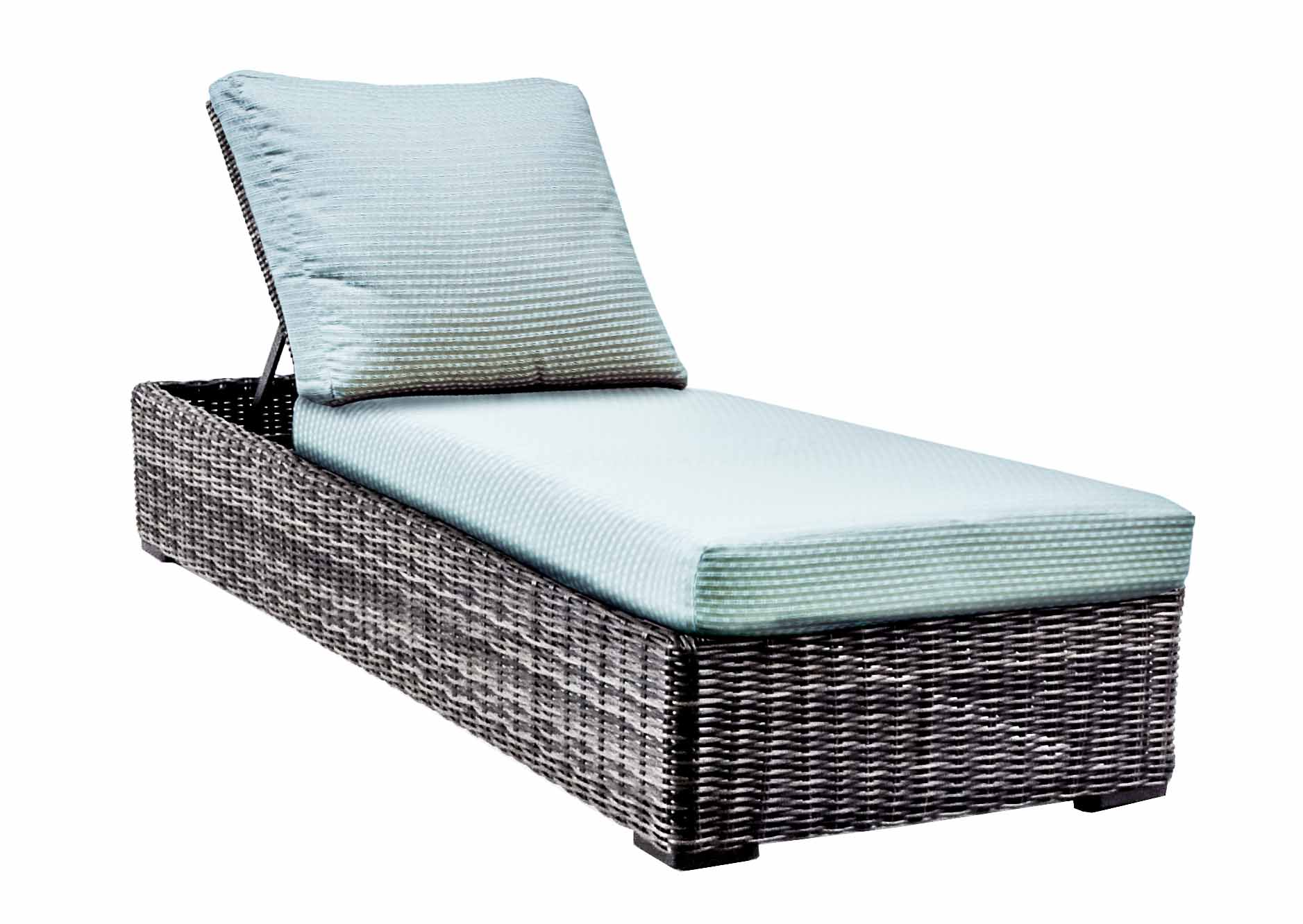 """976852 Somerset Adjustable Chaise   29.5"""" x 80.1"""" x 11.6"""""""
