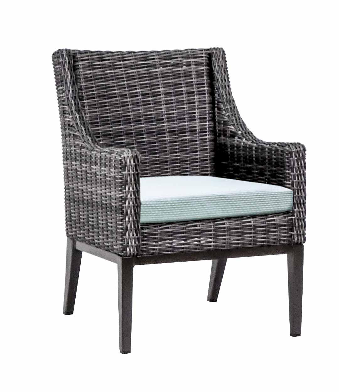 "976821 Somerset Dining Chair   25.6"" x 26.4"" x 36.1"""