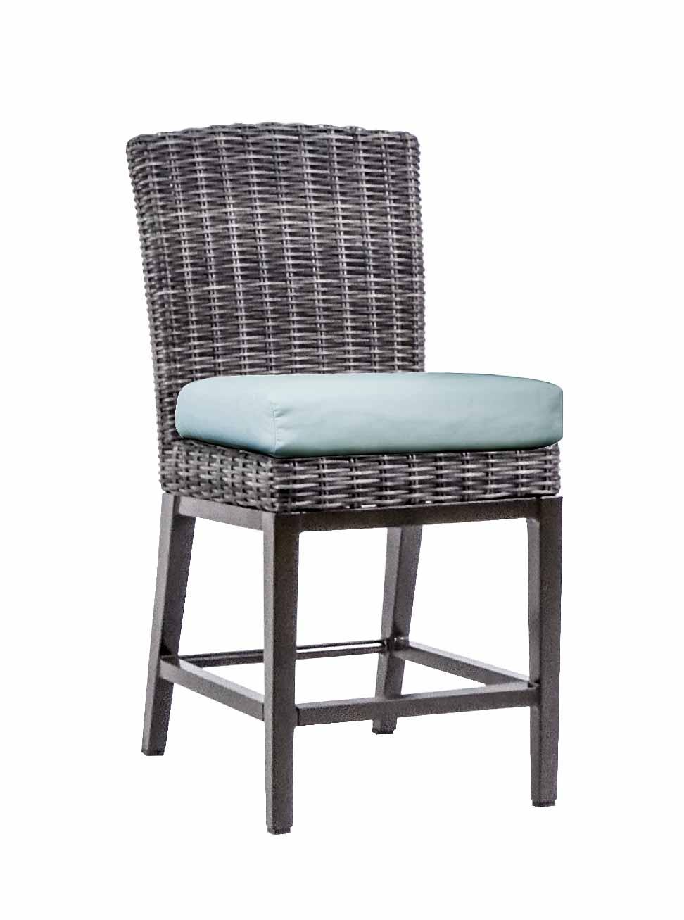 """976812C Somerset Counter Height Bar Chair   19.5"""" x 23.2"""" x 40"""""""
