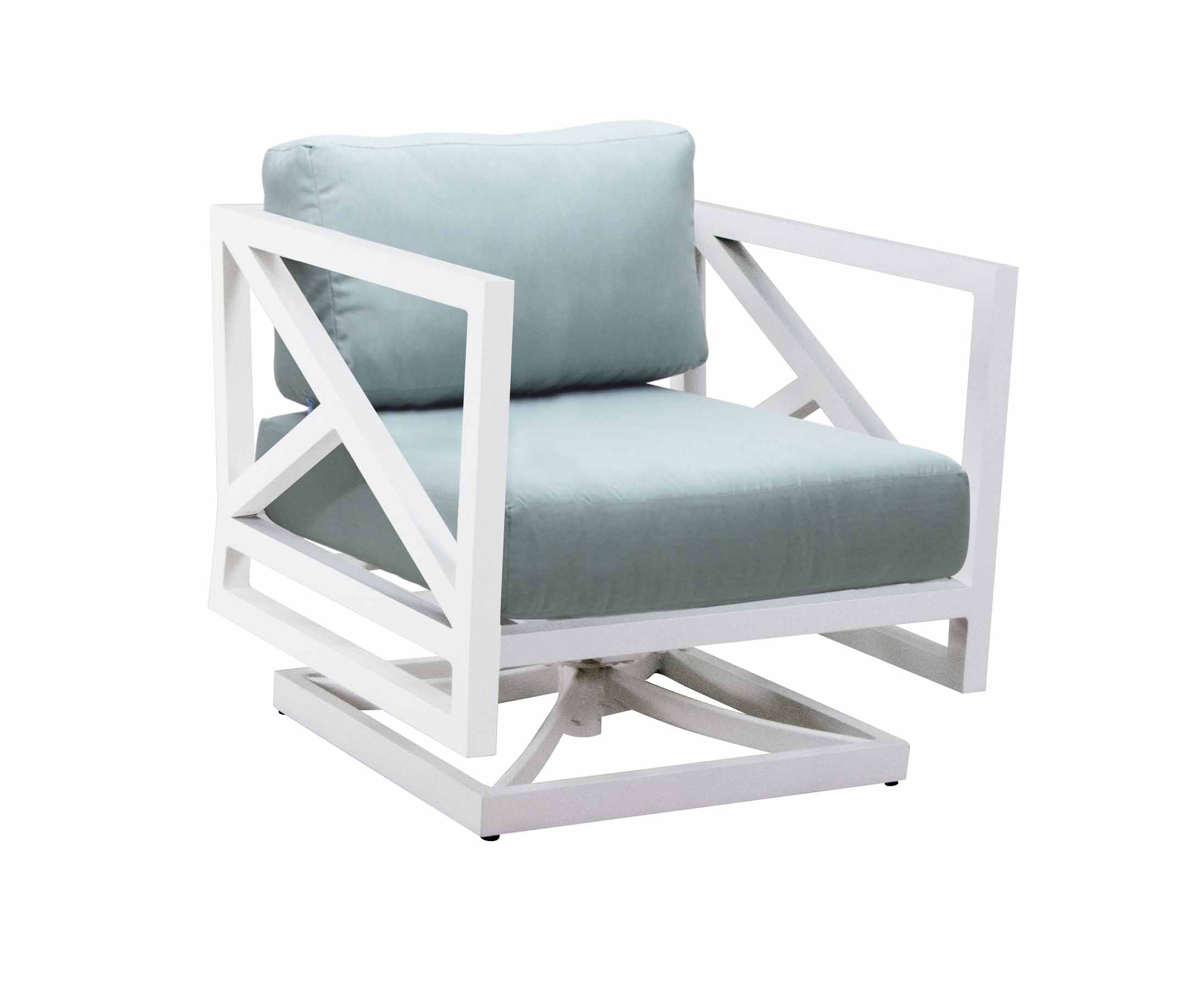 "873531 St. Lucia Lounge Chair   29.3"" x 29.5"" x 26.4"""