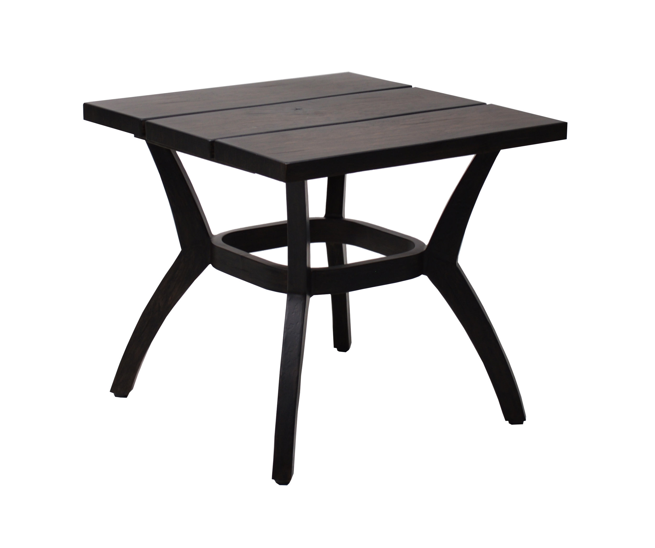 "974222 Tribeca Square End Table   23"" x 23"" x 21"""