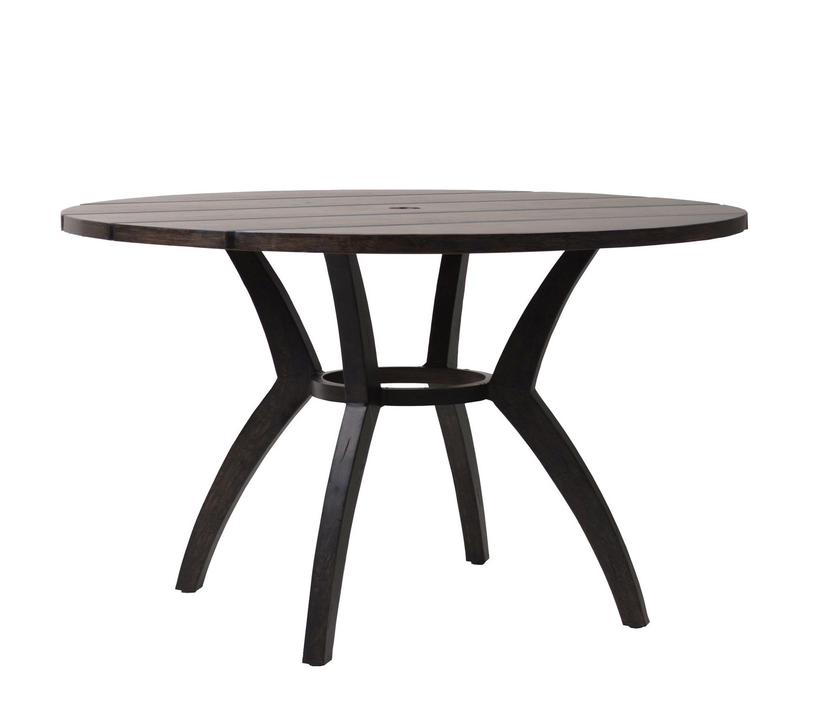 "974248 Tribeca Round Dining Table   48"" dia x 29"""