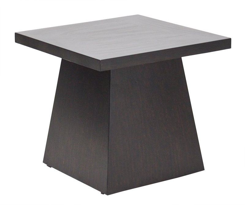 "974225S Tribeca NEW Square End Table   22.8"" x 22.8"" x 20.5"""