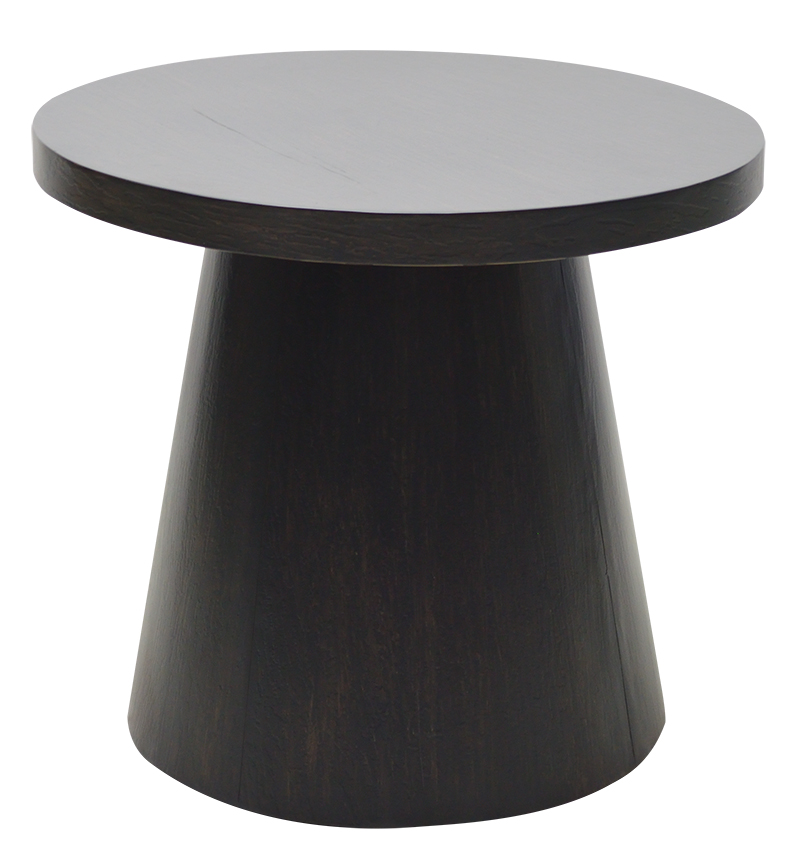 "974225R Tribeca NEW Round End Table   24.1"" dia x 20.8"""