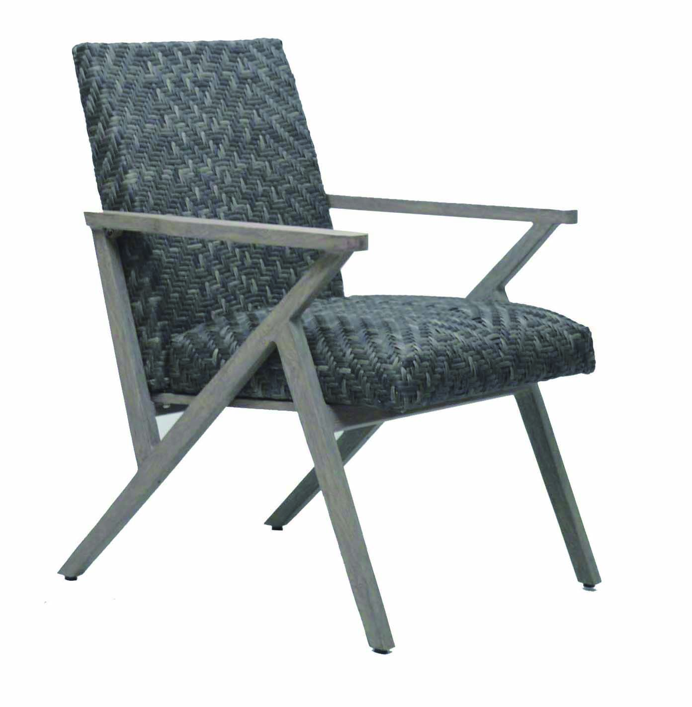 "872931 Copenhagen Dining Chair   21.6"" x 25.5"" x 31.5"""