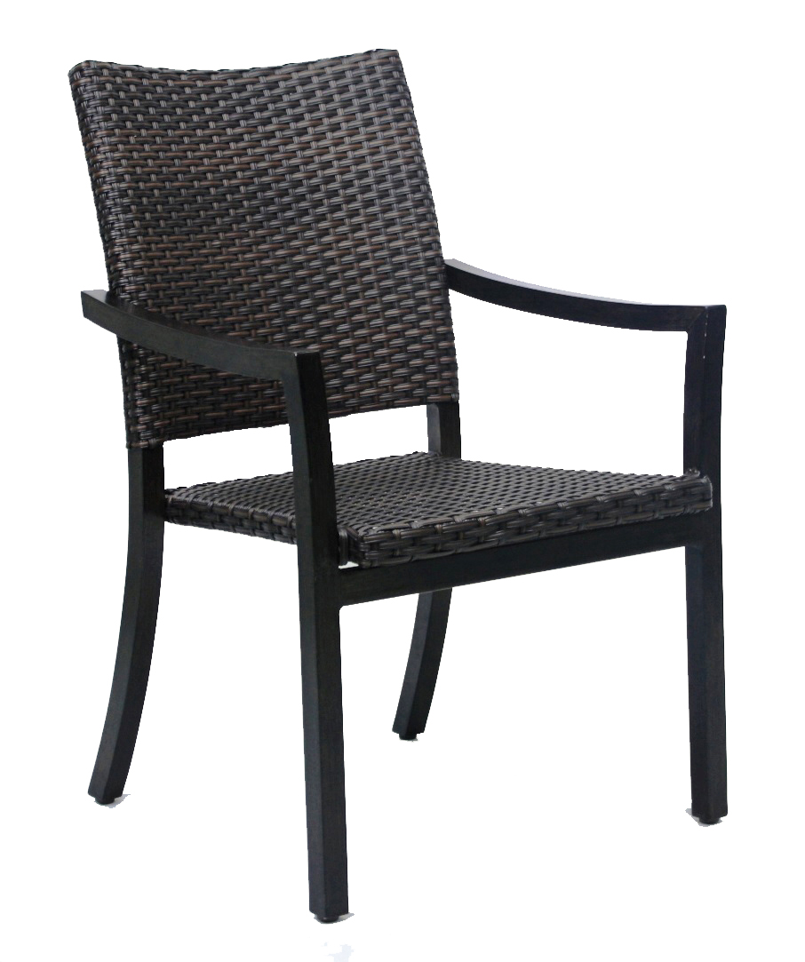 "871221 Ashland Dining Chair   24.6"" x 25.4"" x 36.2"""