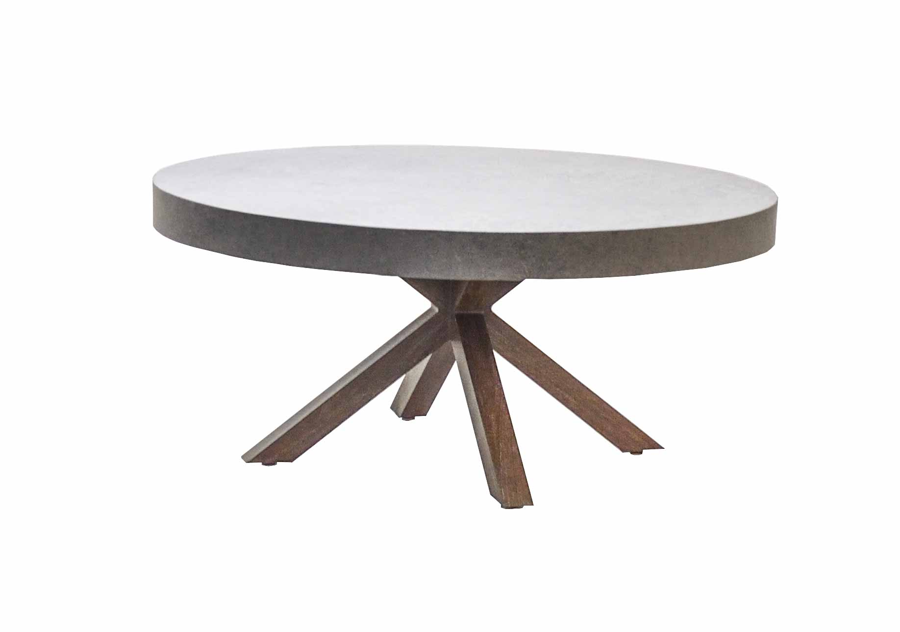 "CLR-42R 42"" Round Coffee Table   42"" dia x 19"""