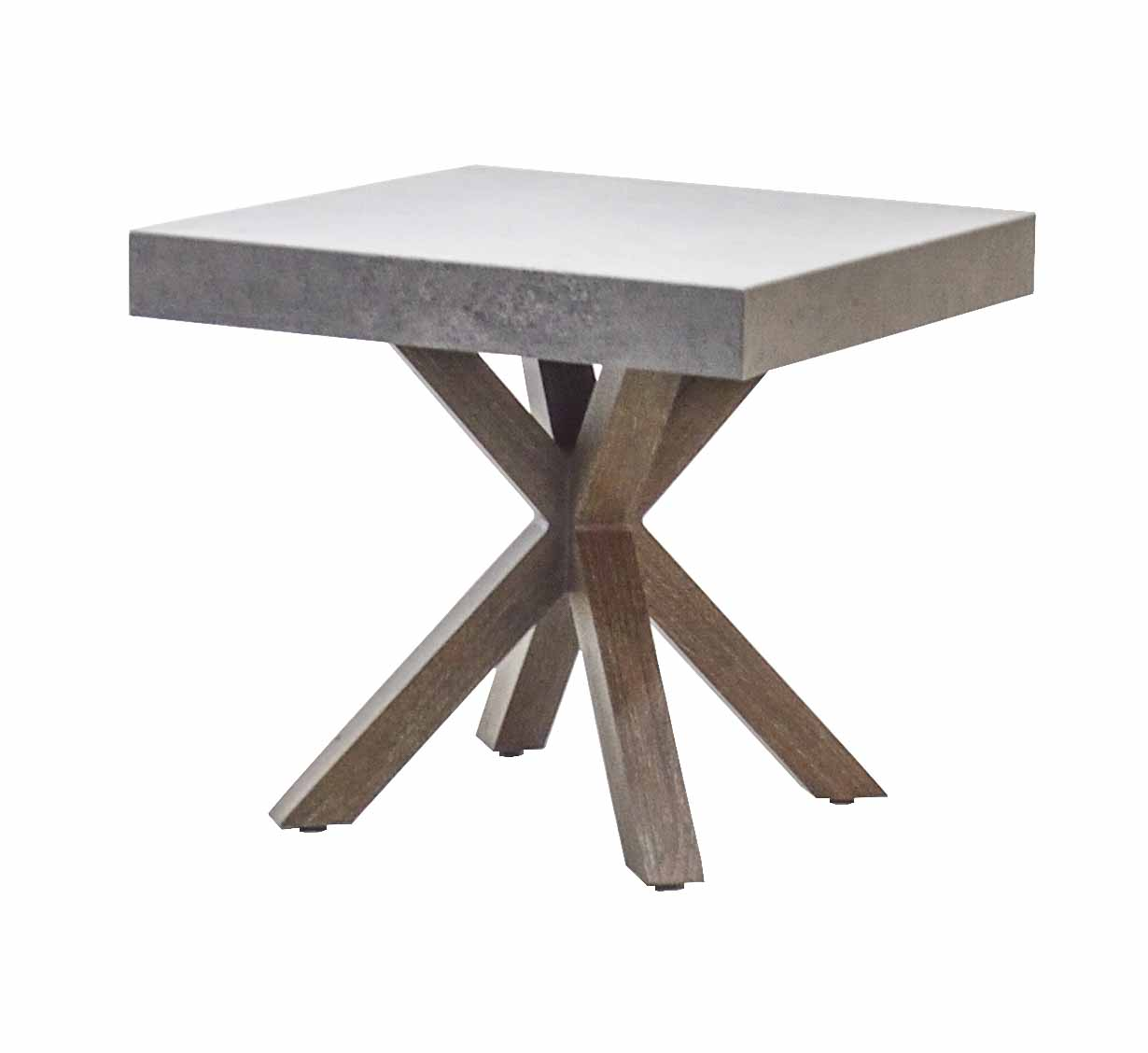 "CLR-23S 23"" Square End Table   23""x 23"" x 21"""