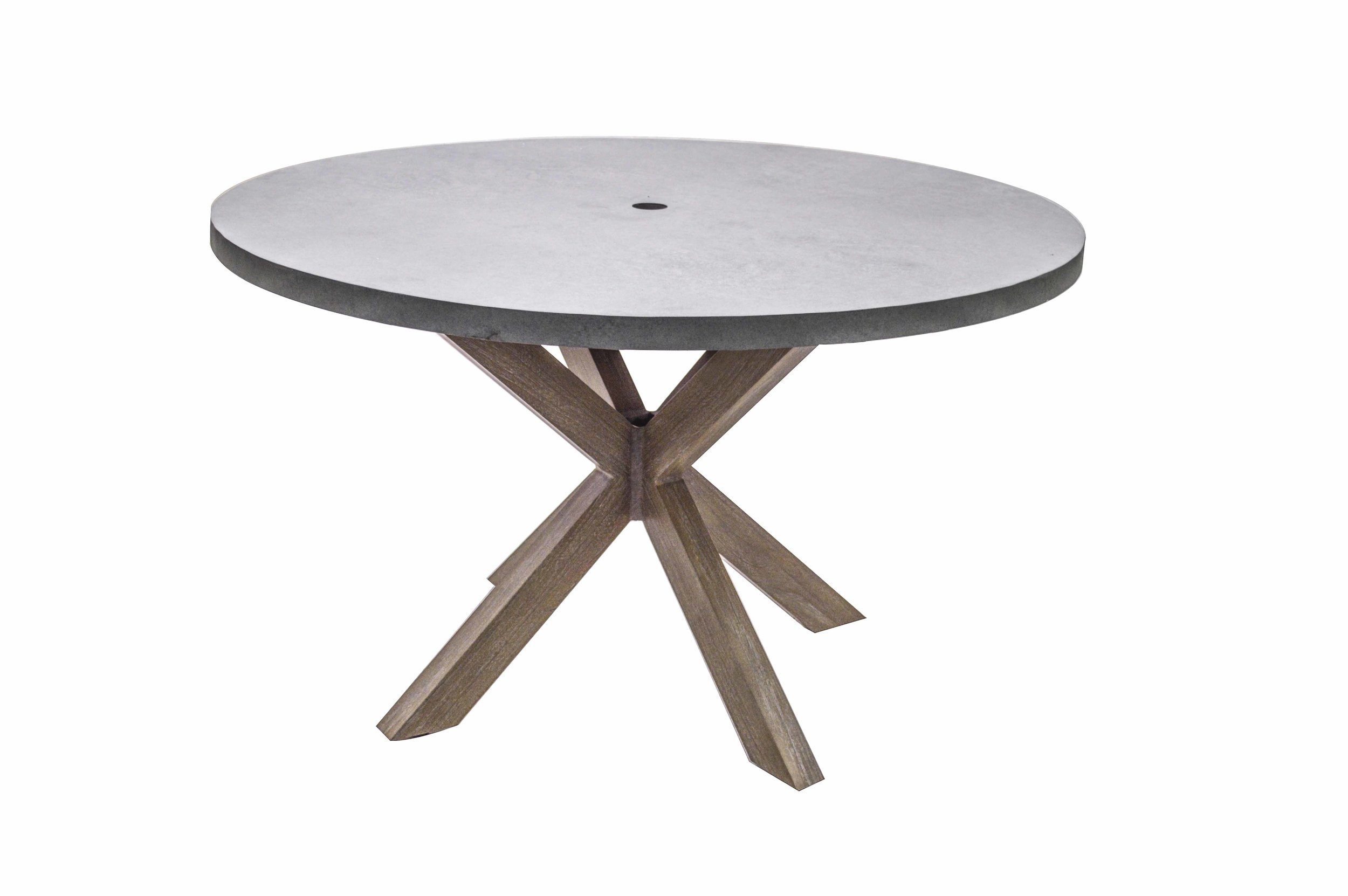 "CLR-48R 48"" Round Dining Table   48"" dia x 29"""