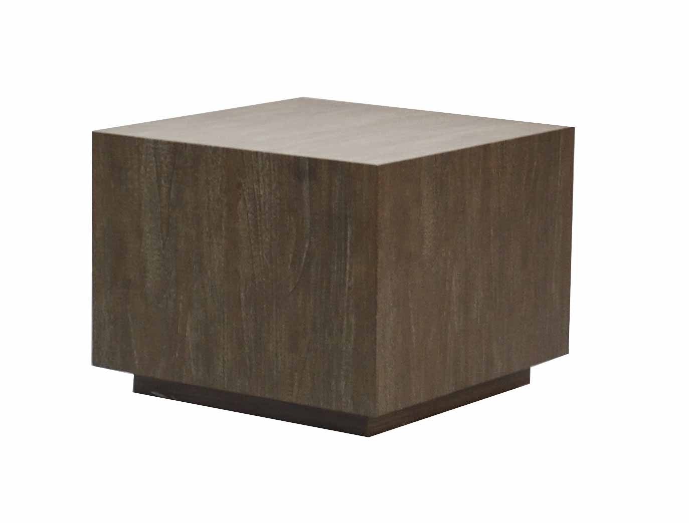 """CSA-23S 23"""" Square End Table   23""""x 23"""" x 21"""""""