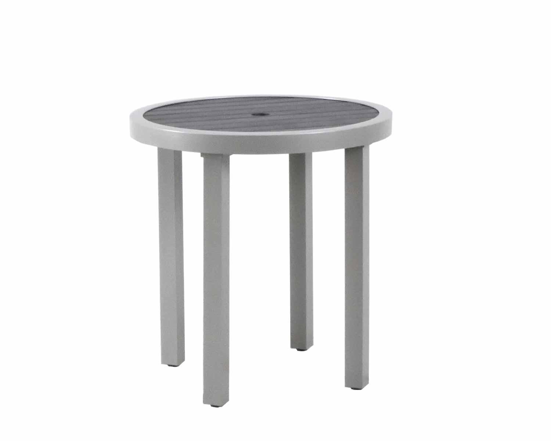 """MES-28R 28"""" Round Bistro Table   28"""" dia x 29"""""""