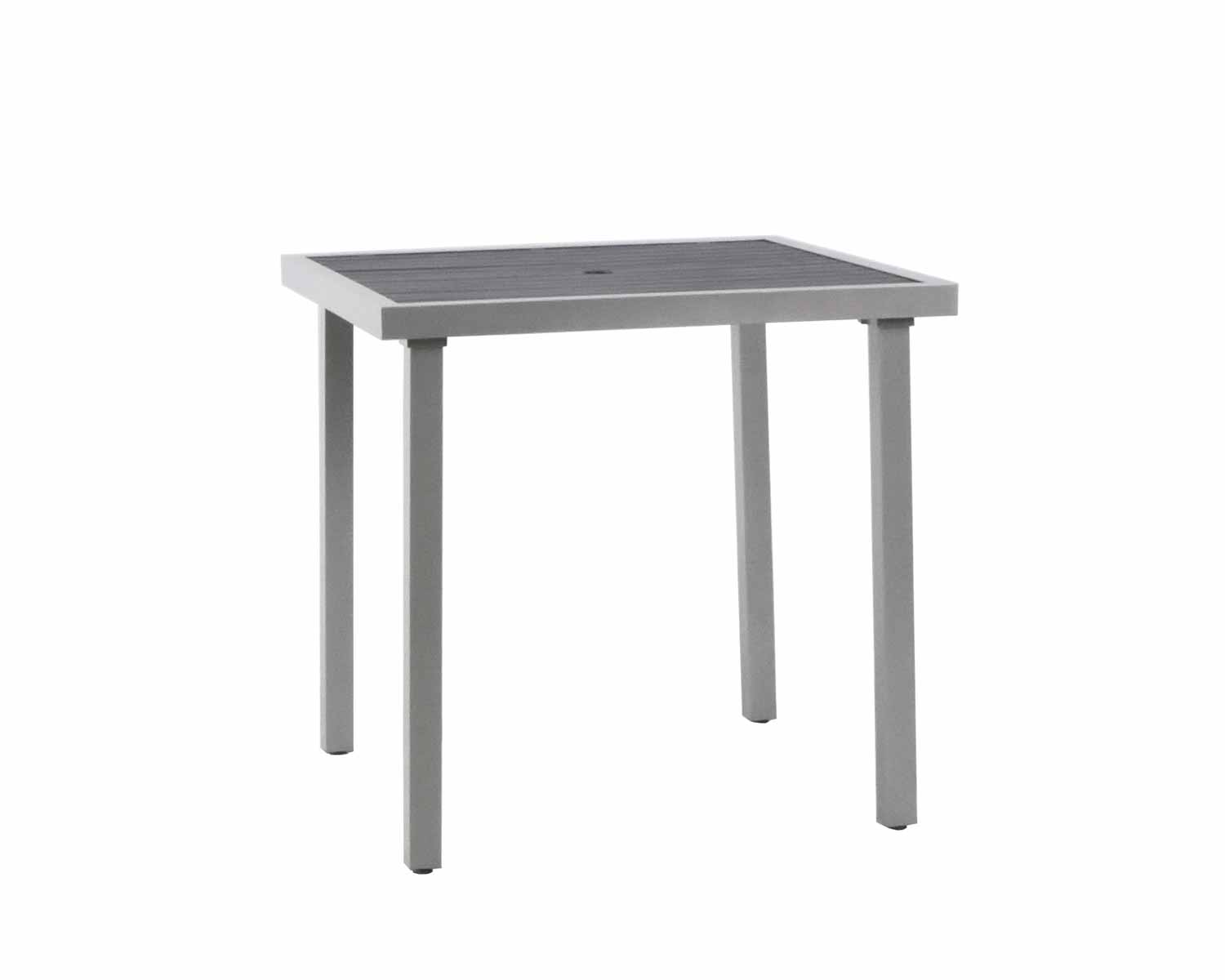 """MES-36SC 36"""" Square Counter Table   36"""" x 36"""" x 35"""""""