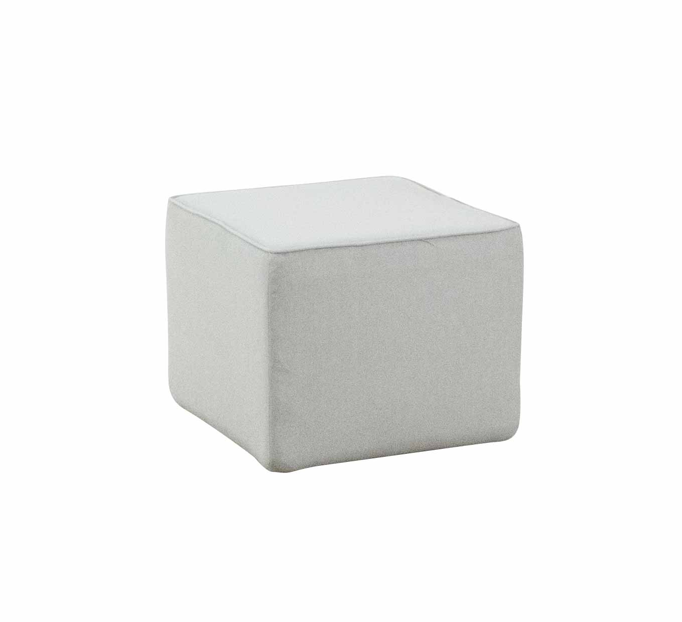 "PF-23 Square Cushioned Stool   21.5"" x 21.5"" x 18"""