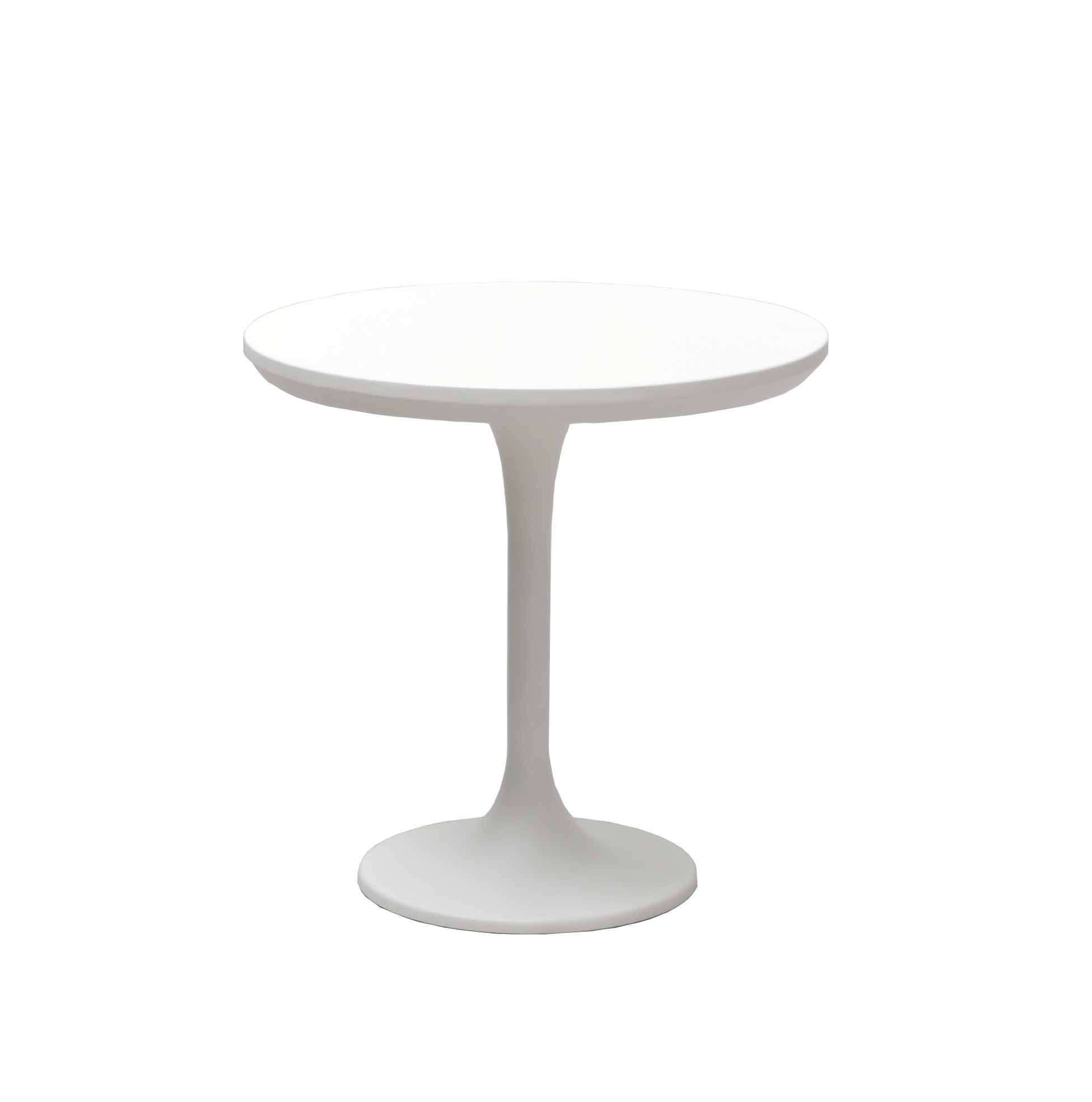 "873122 End Table   22"" dia x 22"""