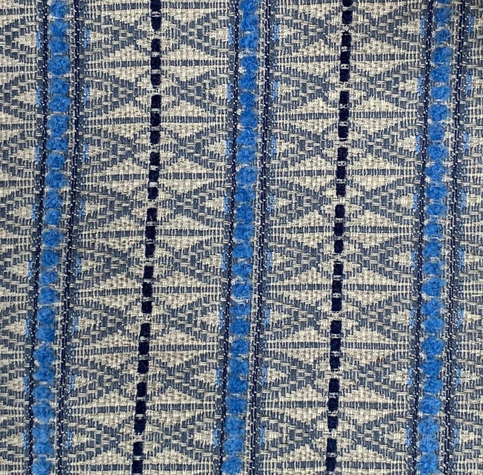 VEVI BLUE (367F)  PILLOWS ONLY