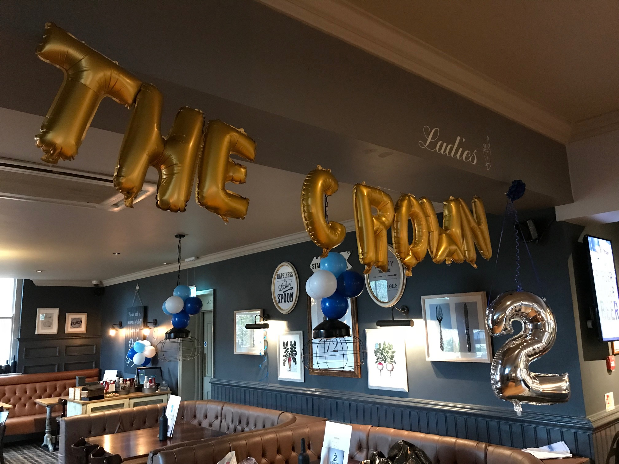 The Crown in St Albans Private Function Room