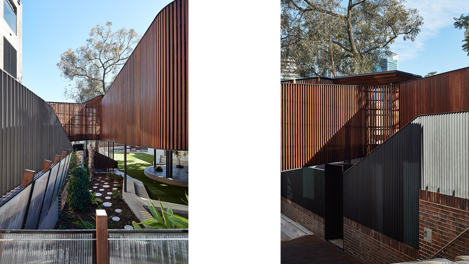 EAST SYDNEY EARLY LEARNING CENTRE — Andrew Burges Architects