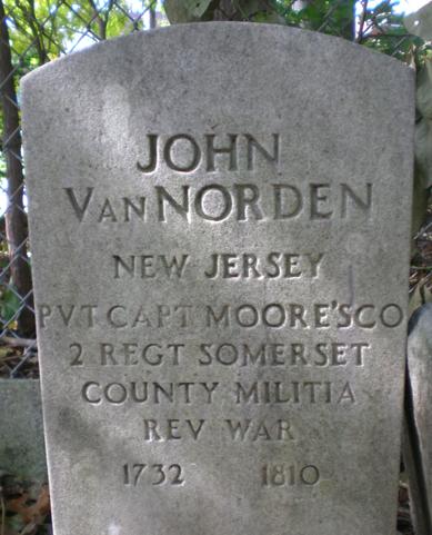 John Van Norden Tombstone.jpg