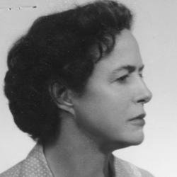Linda de la Montaigna Van Norden (1905-1972)