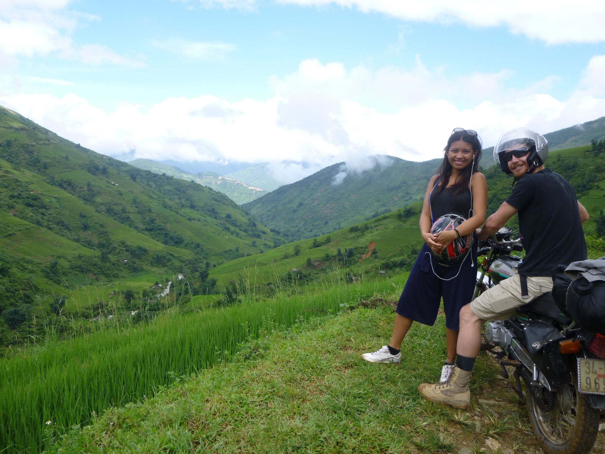 Motorbike Trip in North Vietnam
