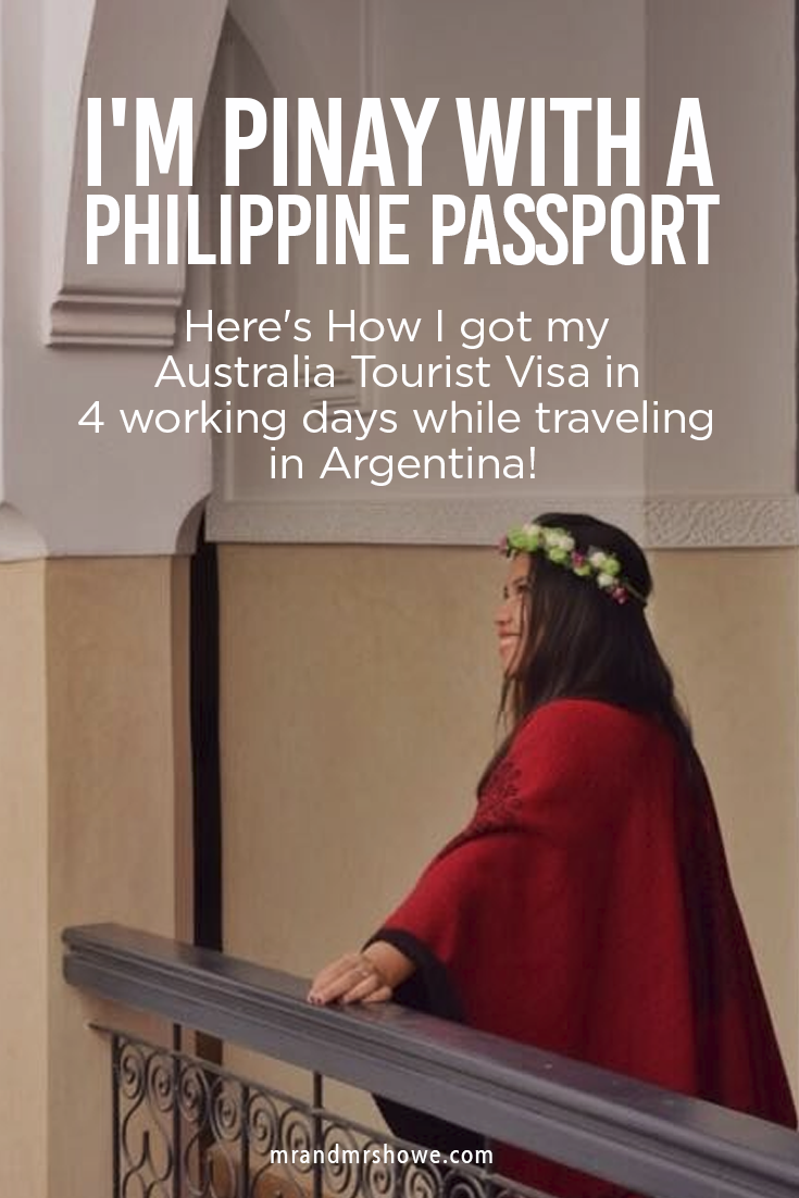 I'm Pinay with a Philippine Passport - Here's How I got my Australia Tourist Visa in 4 working days while traveling in Argentina1.png
