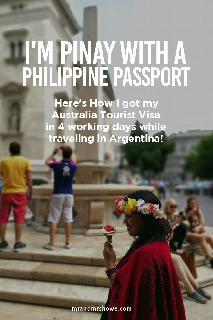 I'm Pinay with a Philippine Passport - Here's How I got my Australia Tourist Visa in 4 working days while traveling in Argentina2.png