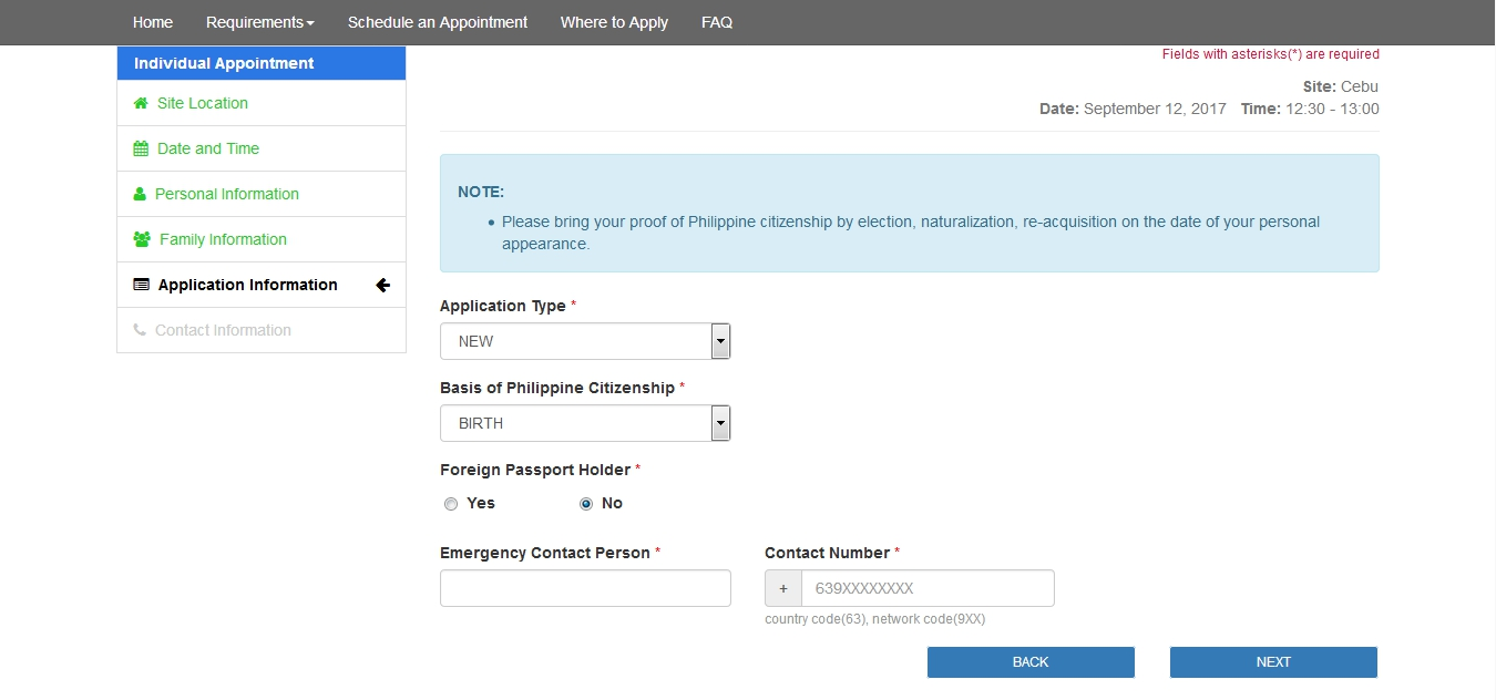 How to Apply for Philippines Passport with DFA appointment tips! —  Mr&MrsHowe - Travel and Lifestyle Blog by Kach Howe