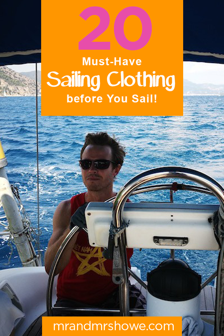 Your 20 Must-Have Sailing Clothing before You Sail!1.png
