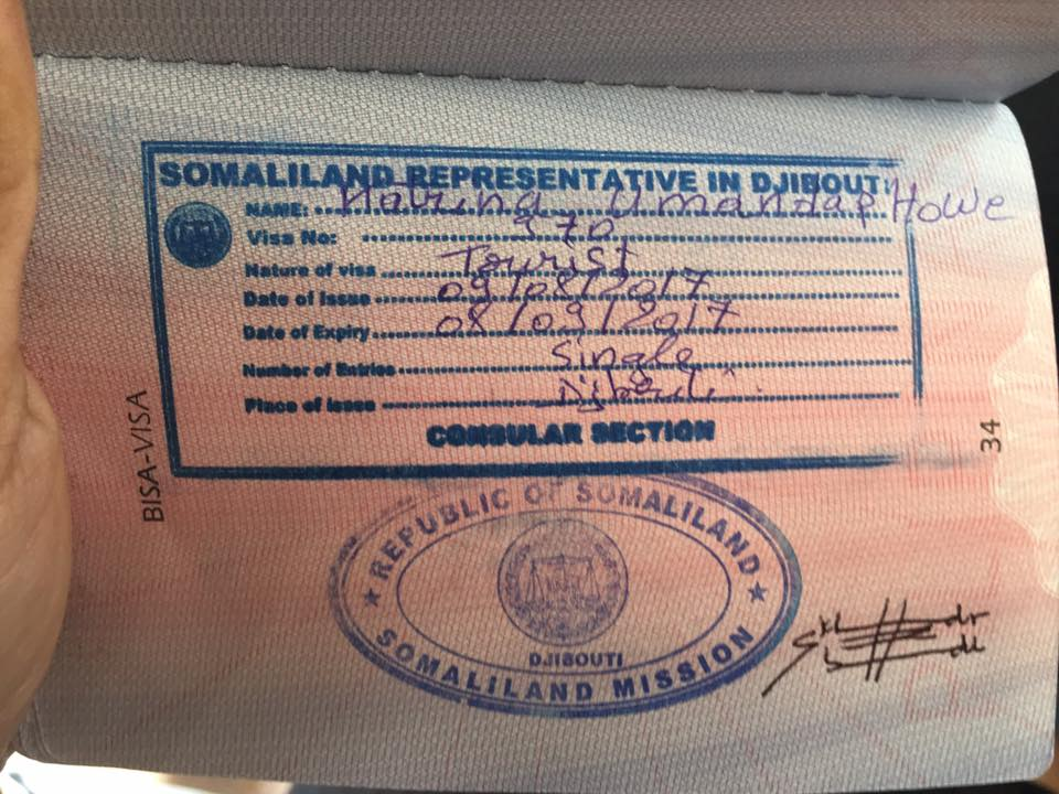 Crossing The Border To Somaliland: The Danger, The Process and Useful Tips