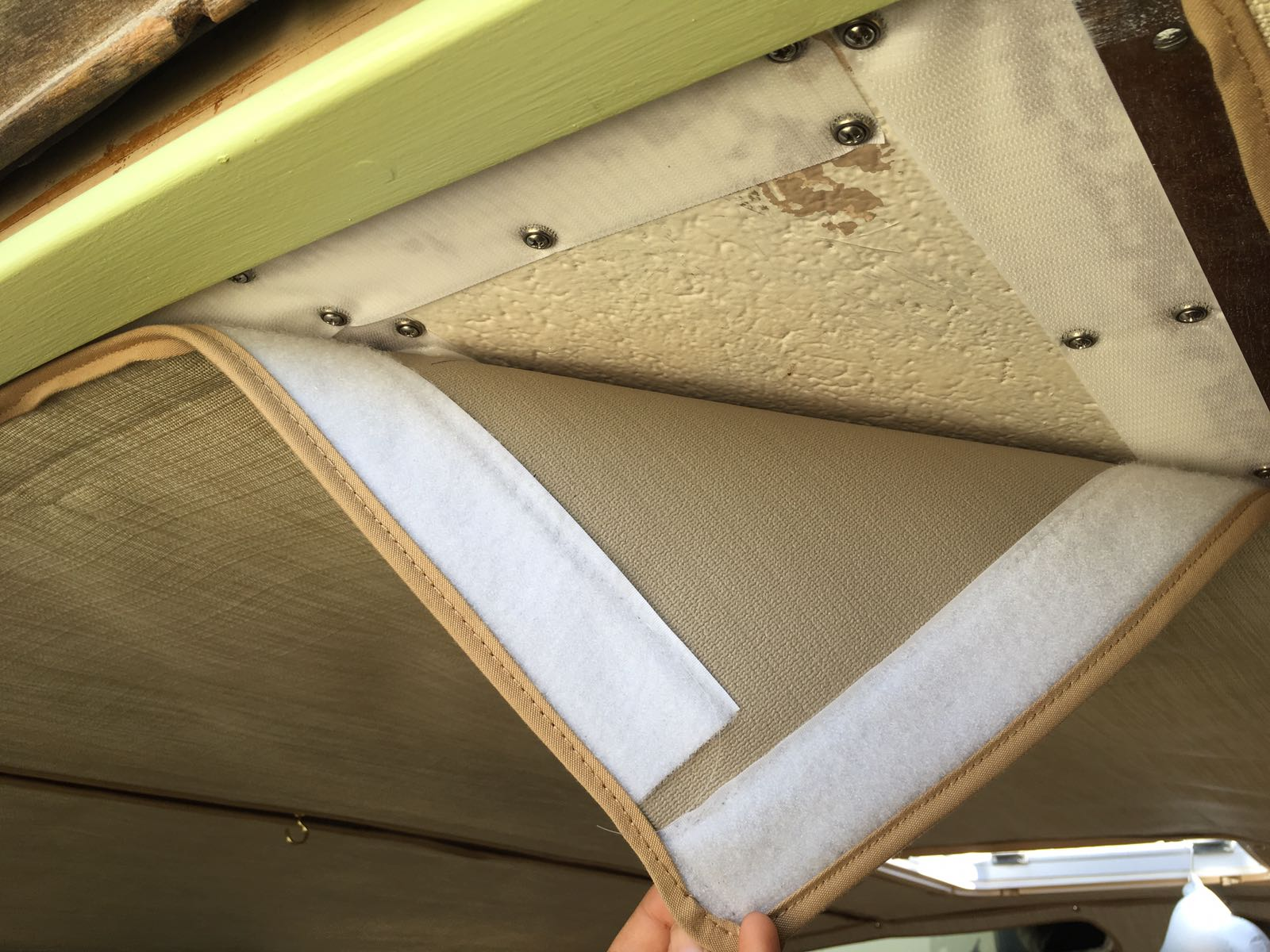Refitting our Sailboat Interior: From an Antique Sailboat to a Floating Miami Beach House Style