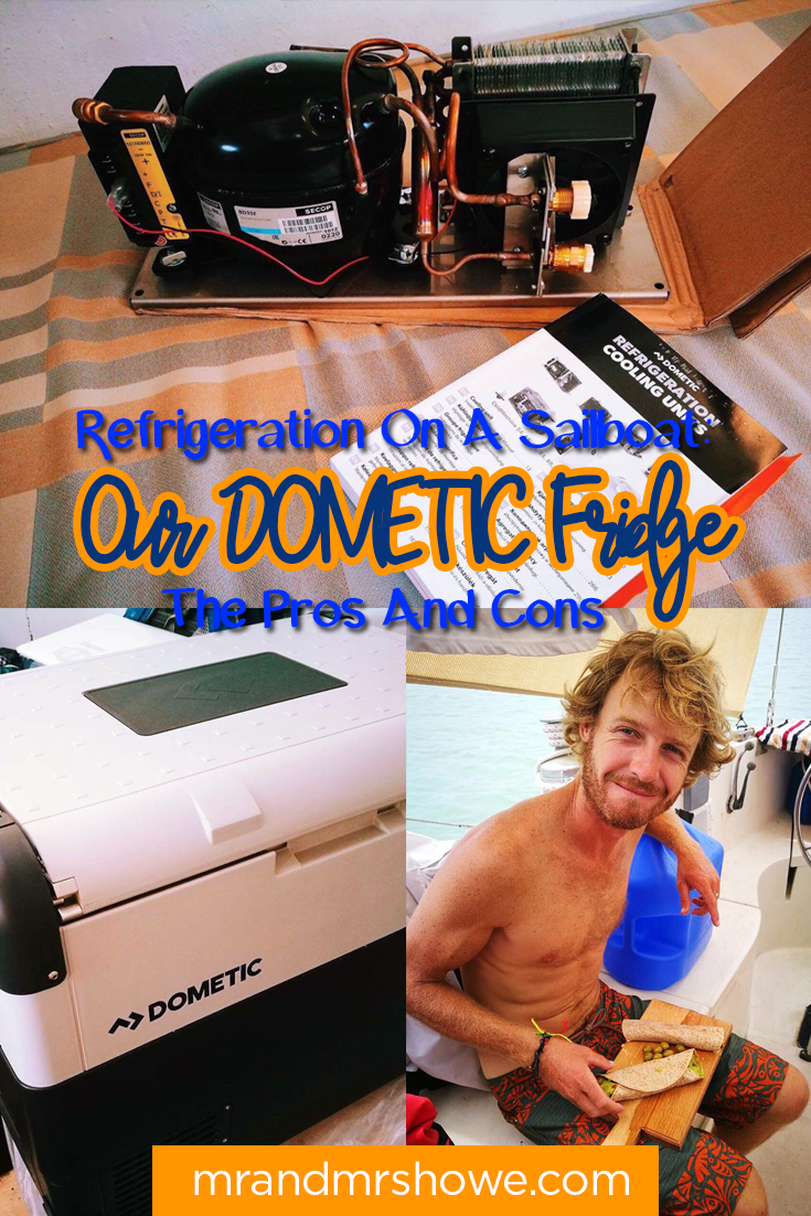 Refrigeration On A Sailboat Our DOMETIC Fridge, The Pros And Cons2.png
