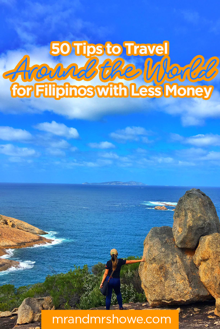 50 Tips to Travel Around the World for Filipinos with Less Money1.png